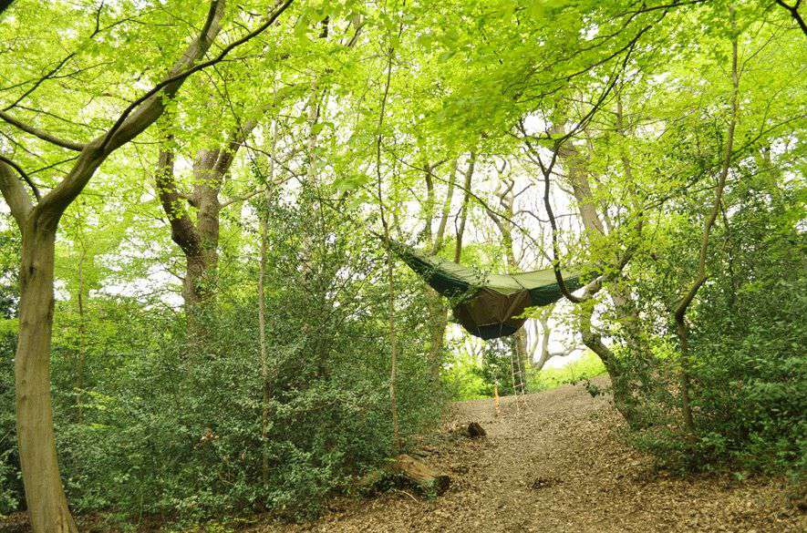 tentsile hammock tent portable tree house