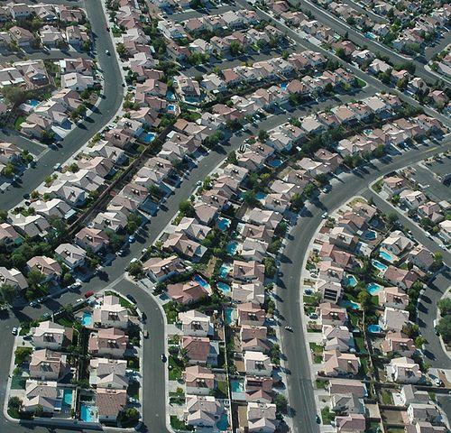 suburbs slums oil