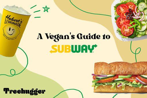 subway vegan