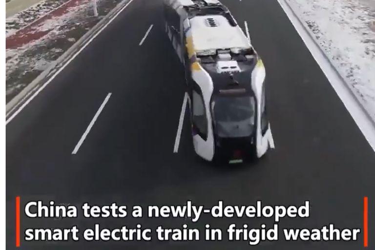 Autonomous Train