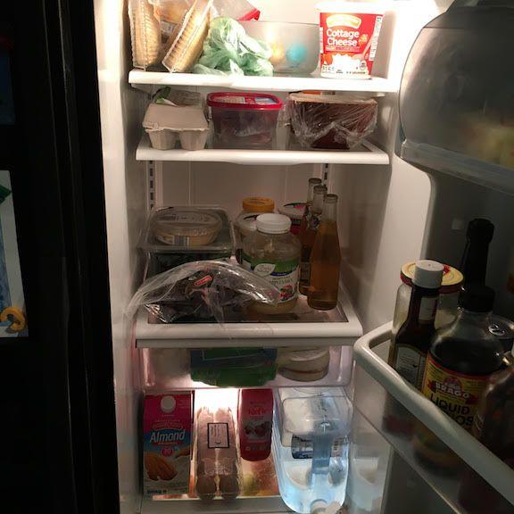 Carder family fridge