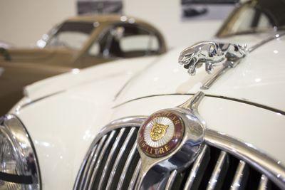 UK - Cars - The Heritage Motor Centre in Gaydon