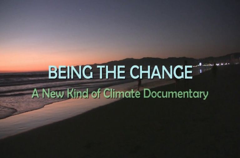 'Ser el cambio: un nuevo tipo de documental sobre el clima' (Revisión)