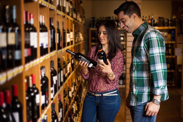 Con vino, no hay preguntas estúpidas