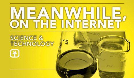 via internet science tech
