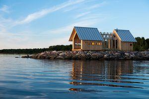 Cabin ANNA by Caspar Schols exterior