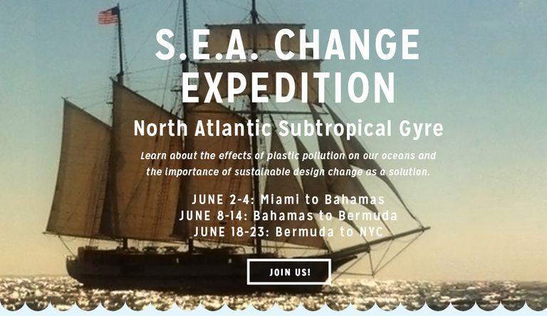 5 Gyres busca miembro de la tripulación para ayudar a documentar la contaminación plástica en el océano