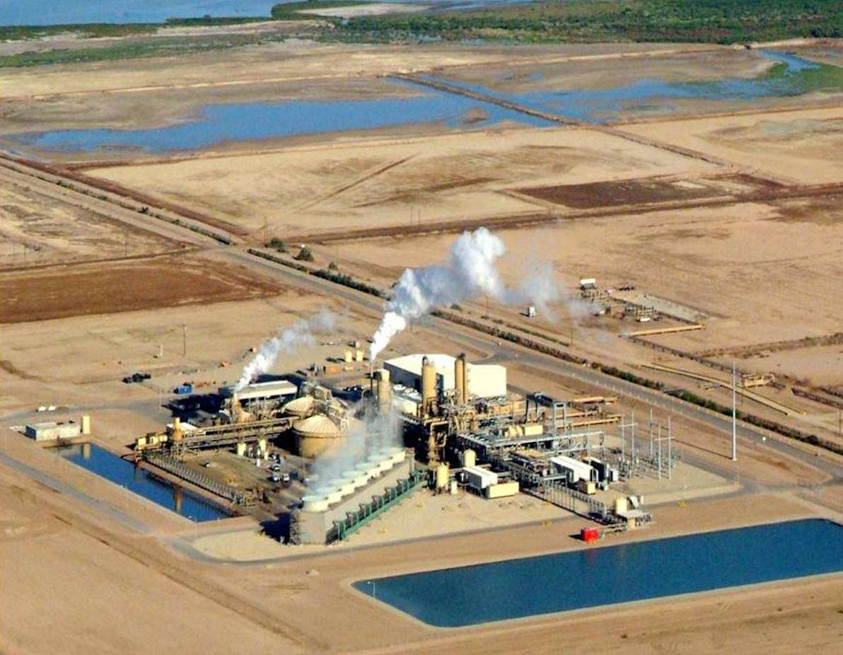 EnergySource Salton Sea Geothermal Site