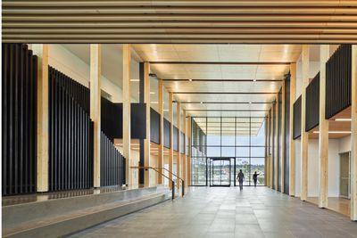 Catalyst Building Lobby