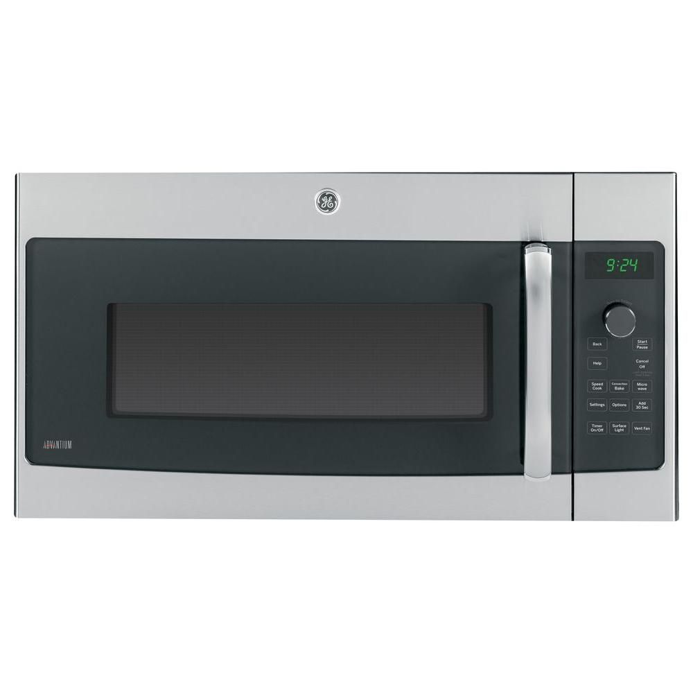 Profile 1.7 cu. ft. Over the Range Speed Cook Convection Microwave