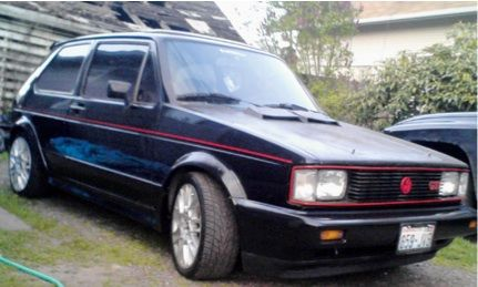 1980 vw rabbit