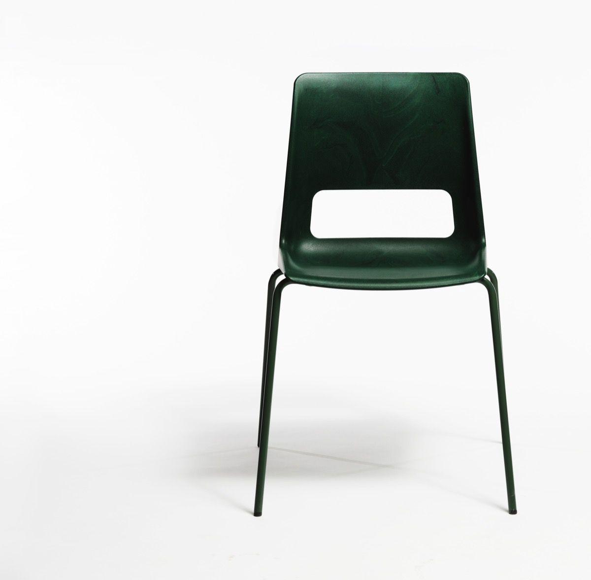 Snohetta S1500 chair straight on