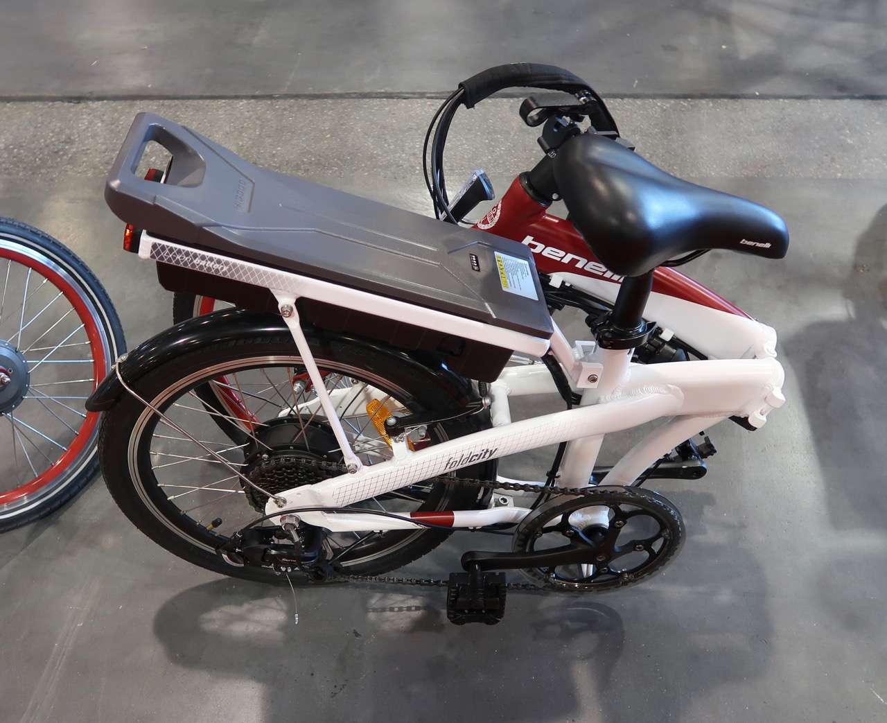 Benelli folding bike