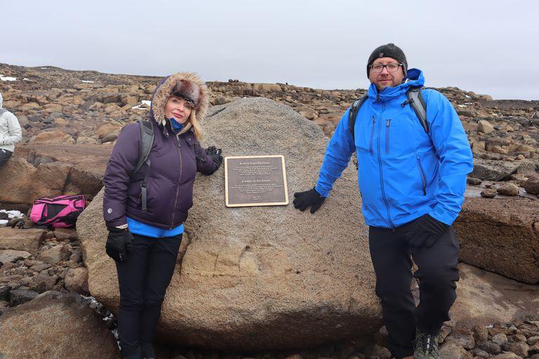 Islandia marca el glaciar perdido con una placa