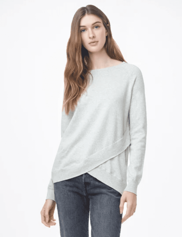 Tentree Highline Cotton Acre Sweater