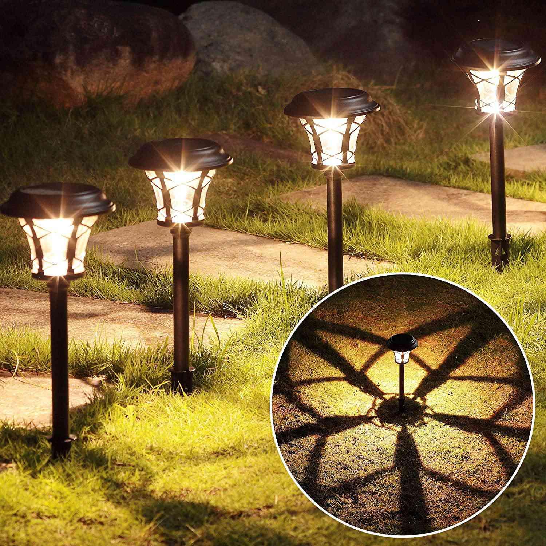 MAGGIFT Lumen Solar Powered Pathway Lights