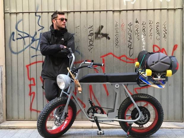Moke e-bicycle