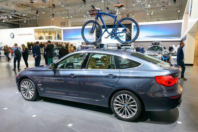 BMW With Bike