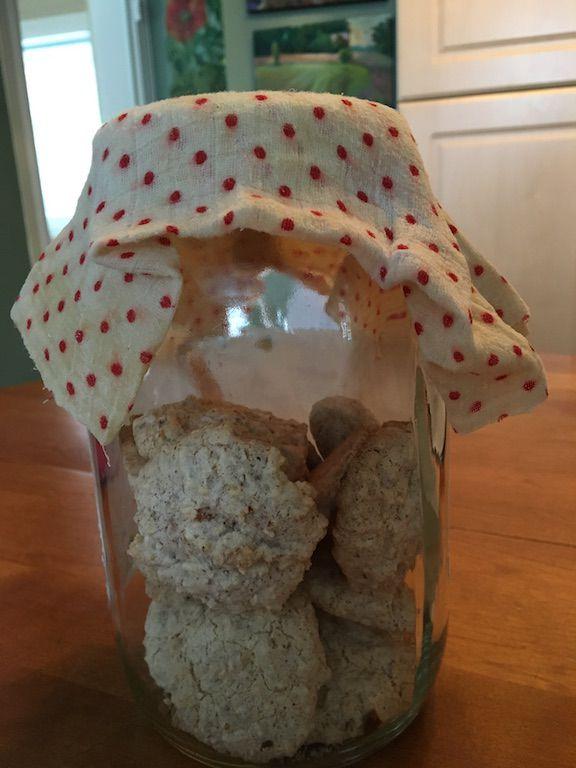 wrap on a jar