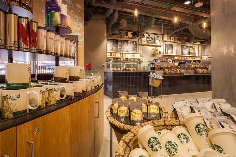 Lanzamiento de prueba de taza de café reutilizable en el aeropuerto de Gatwick
