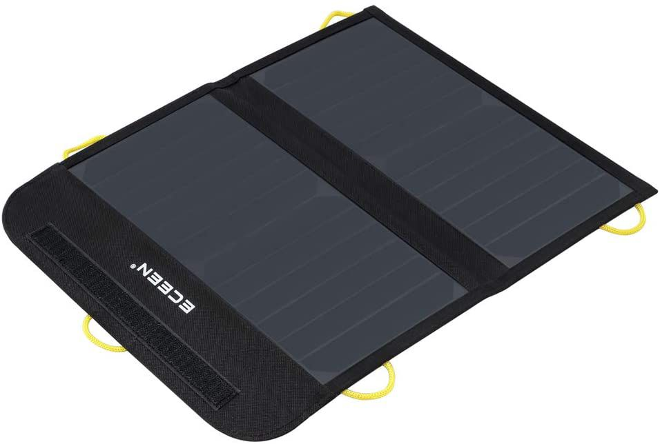 ECEEN 13 Watts Foldable Solar Charger Panel