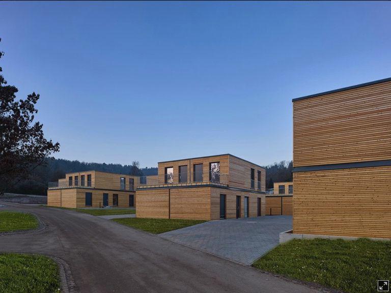 Werner Sobek diseña viviendas para refugiados en las que cualquiera se sentiría orgulloso y feliz de vivir
