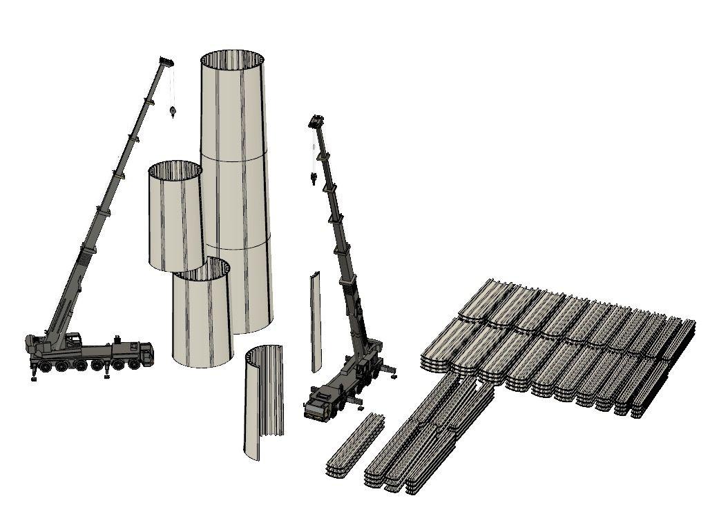 Sketch version of assembly