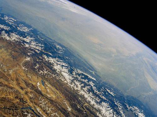 10 things massive enough to be seen from space