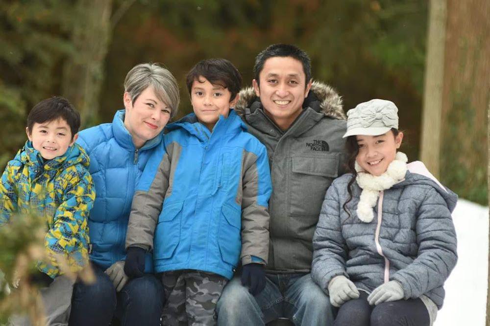 Linnea and family