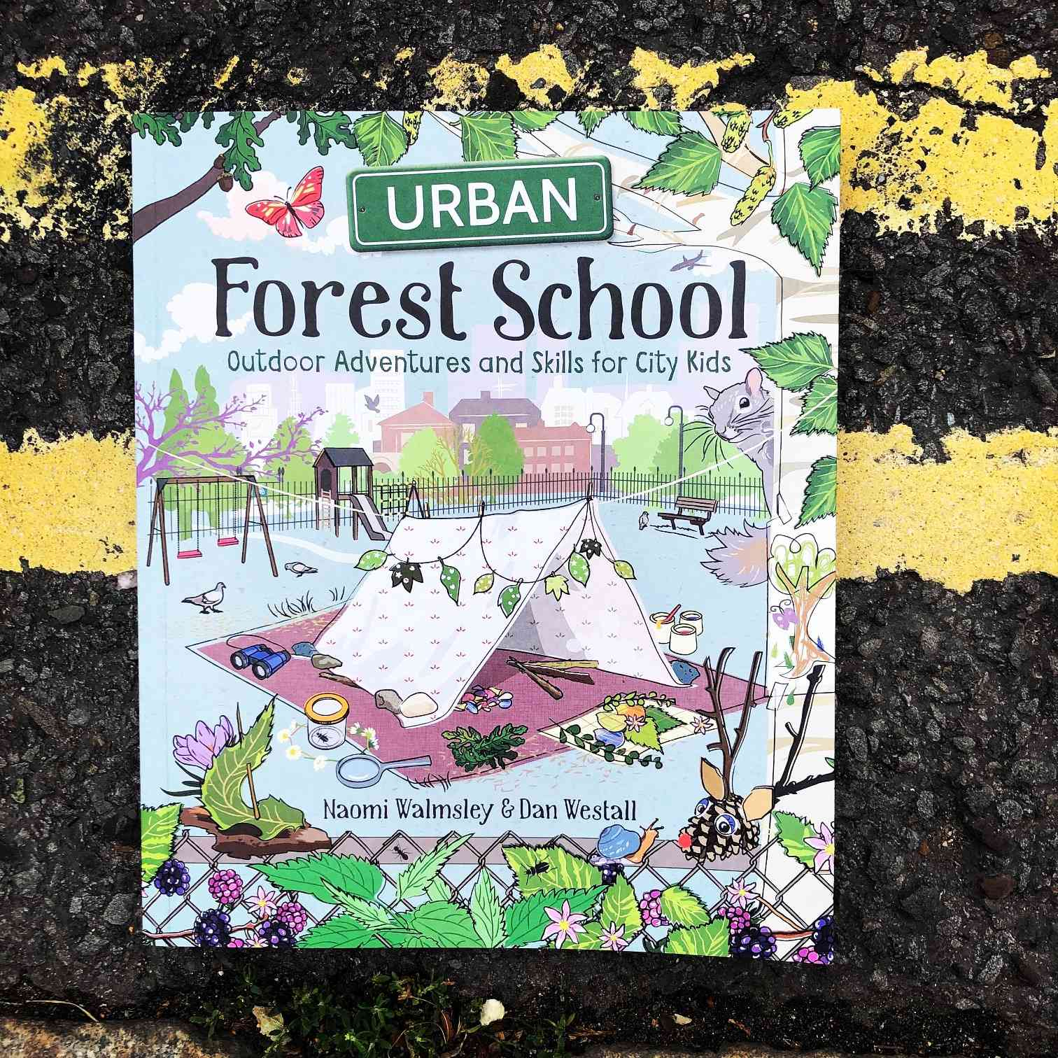 Urban Forest School book cover