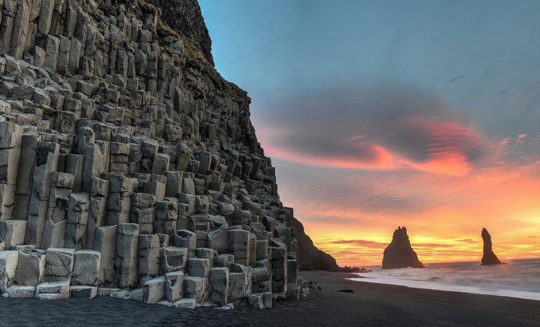 19 de los paisajes de columnas de basalto más extraños de la Tierra