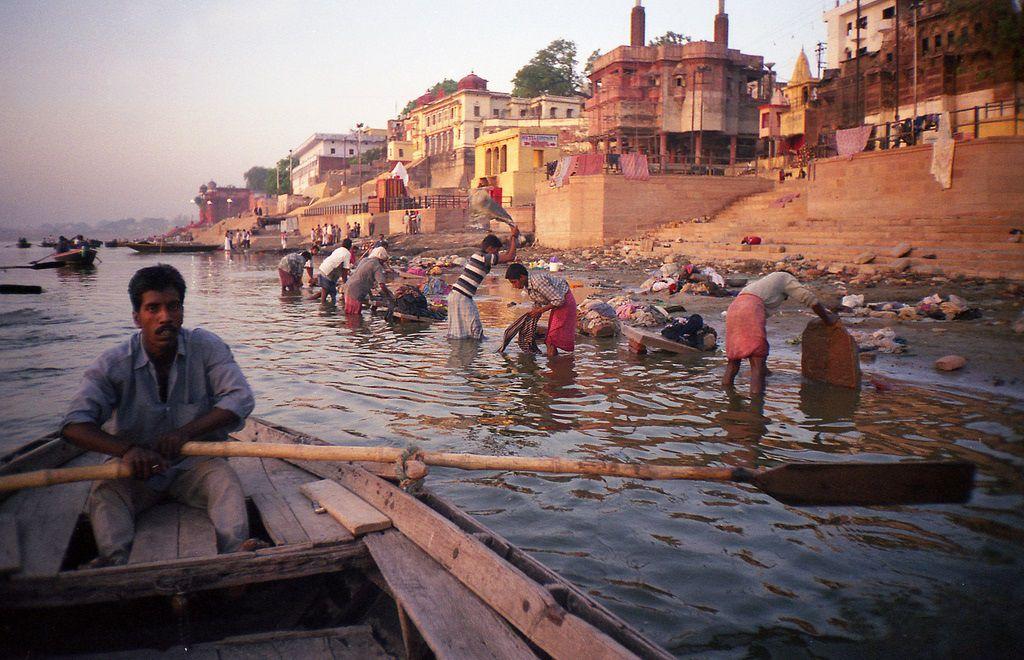Ganges River has human legal status