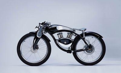 Munro e-bike product shot