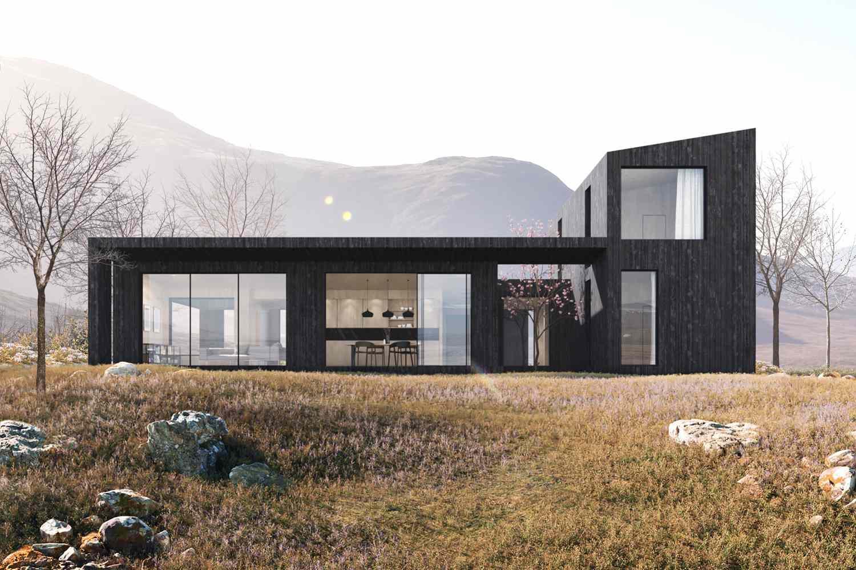 Koto living homes exterior view