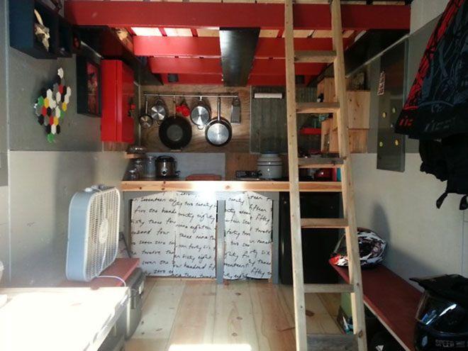 Ethan & Kelsey's tiny house