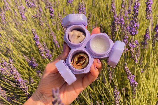 Cadence capsule in lavender