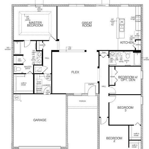 kb-homes plan