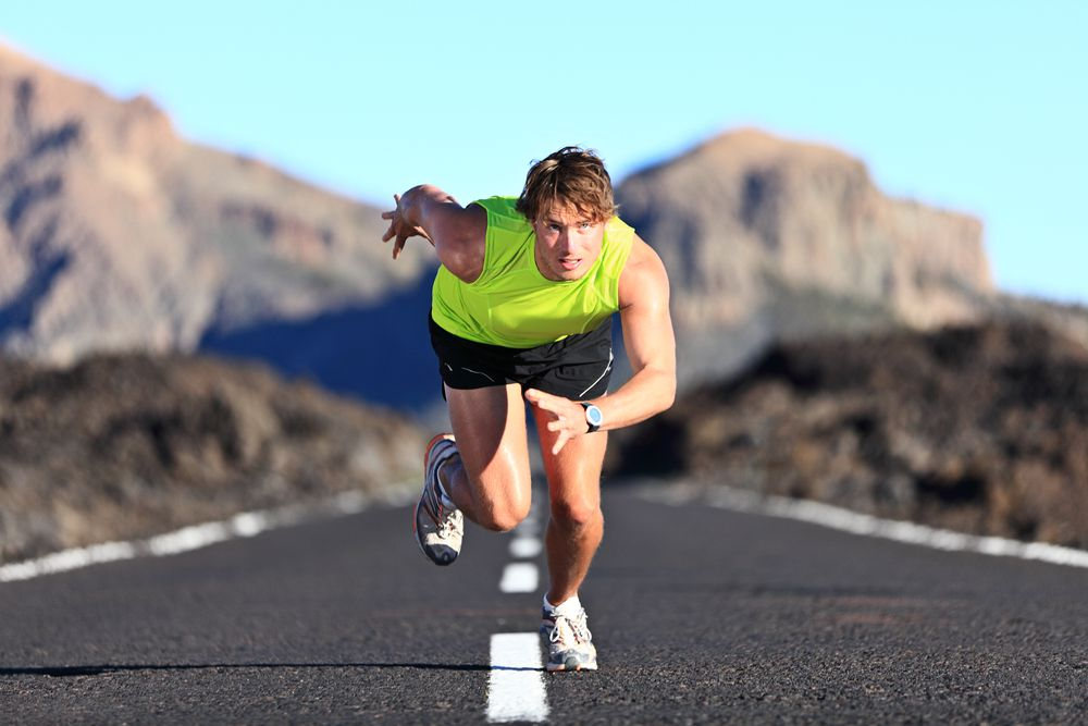 Interval Training Works. Here's the Scientific Proof