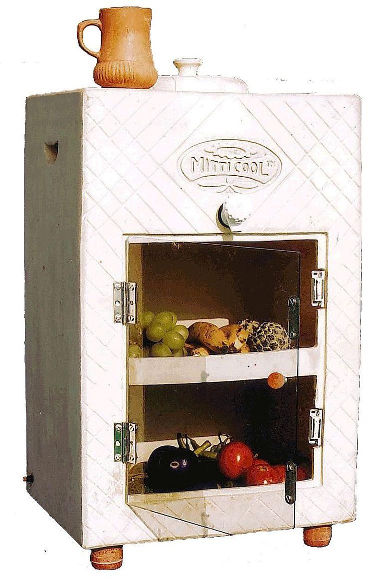 El refrigerador de cincuenta dólares mantiene la comida fresca sin electricidad