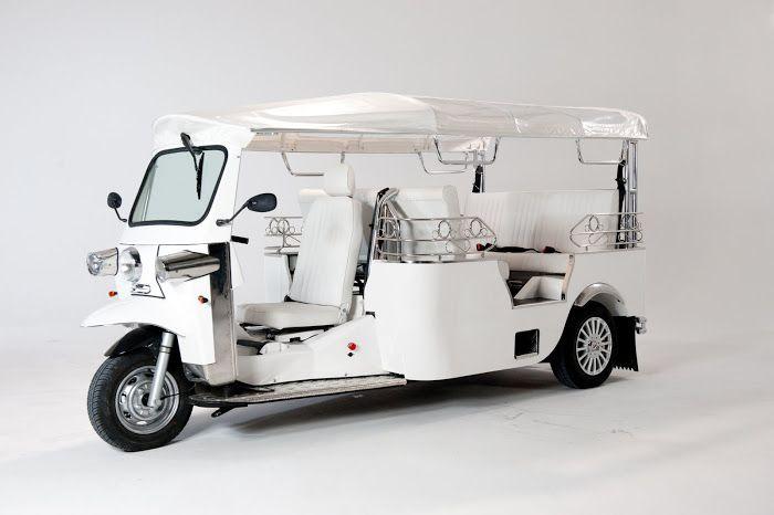 eTuk USA electric auto rickshaw