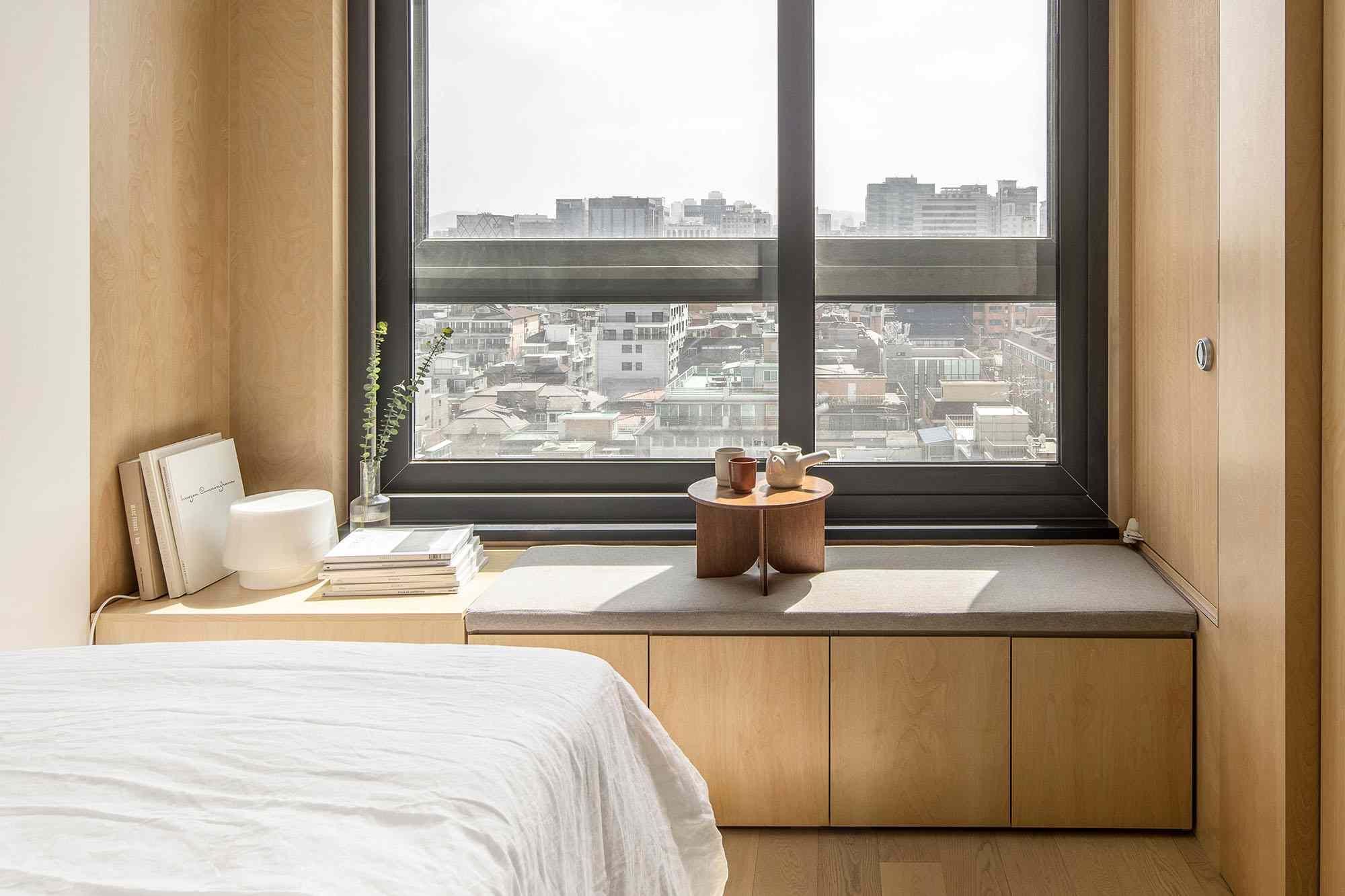 LIFE micro-apartments coliving Ian Lee interior