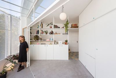 El Camarin micro-apartment IR Arquitectura interior