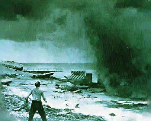 Hurricane surprise of 1943