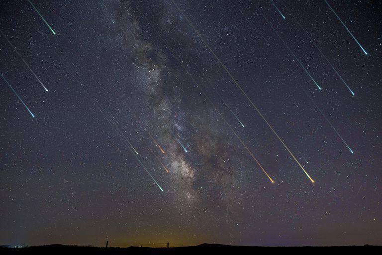 Los misteriosos restos de un cometa pueden provocar una 'Tormenta de meteoritos unicornio'