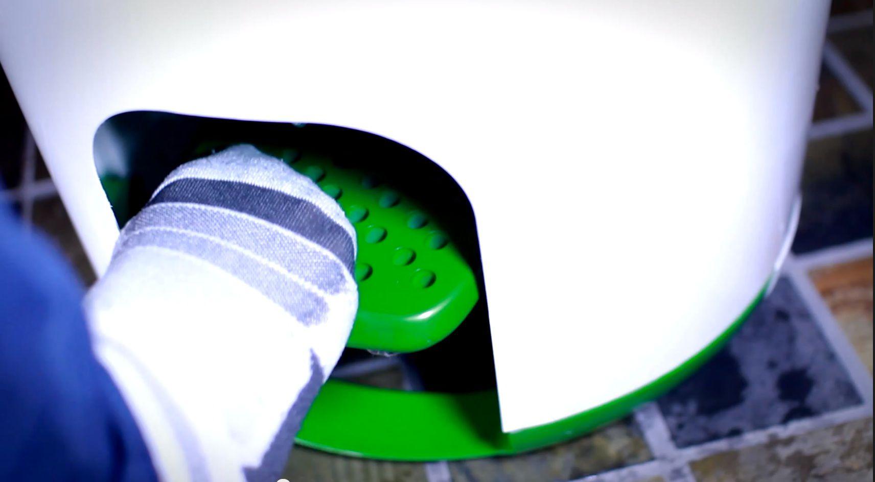 yirego foot pedal