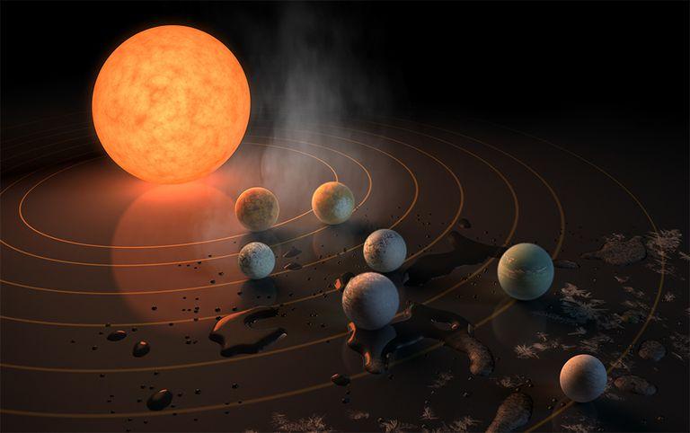 La solicitud de la NASA de nuevos nombres de planetas es un desastre hilarante de McPlanetface