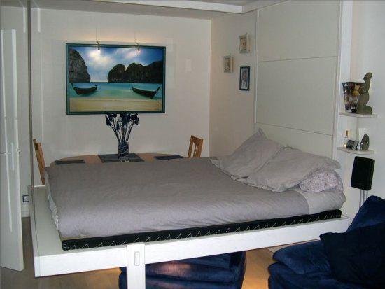 BEDUP retractable bed