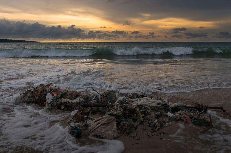 Ugh — 5 billones de piezas de plástico flotan en el océano