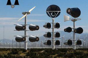 Catching Wind Power Turbine
