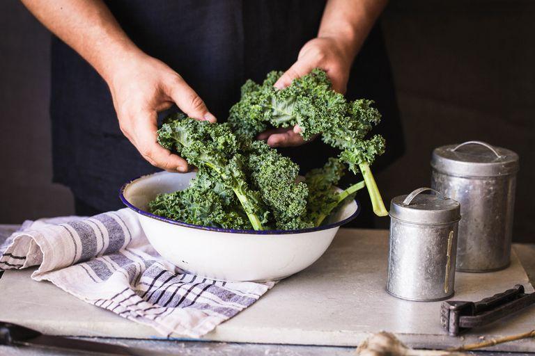 Kale se une a la lista Dirty Dozen